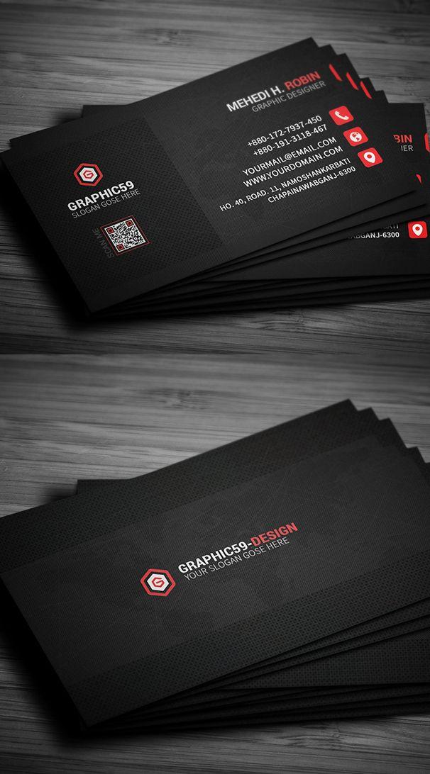Modern Business Card Psd Templates 27 New Design Design Graphic Design Junction Business Card Logo Design Business Card Design Visiting Card Design
