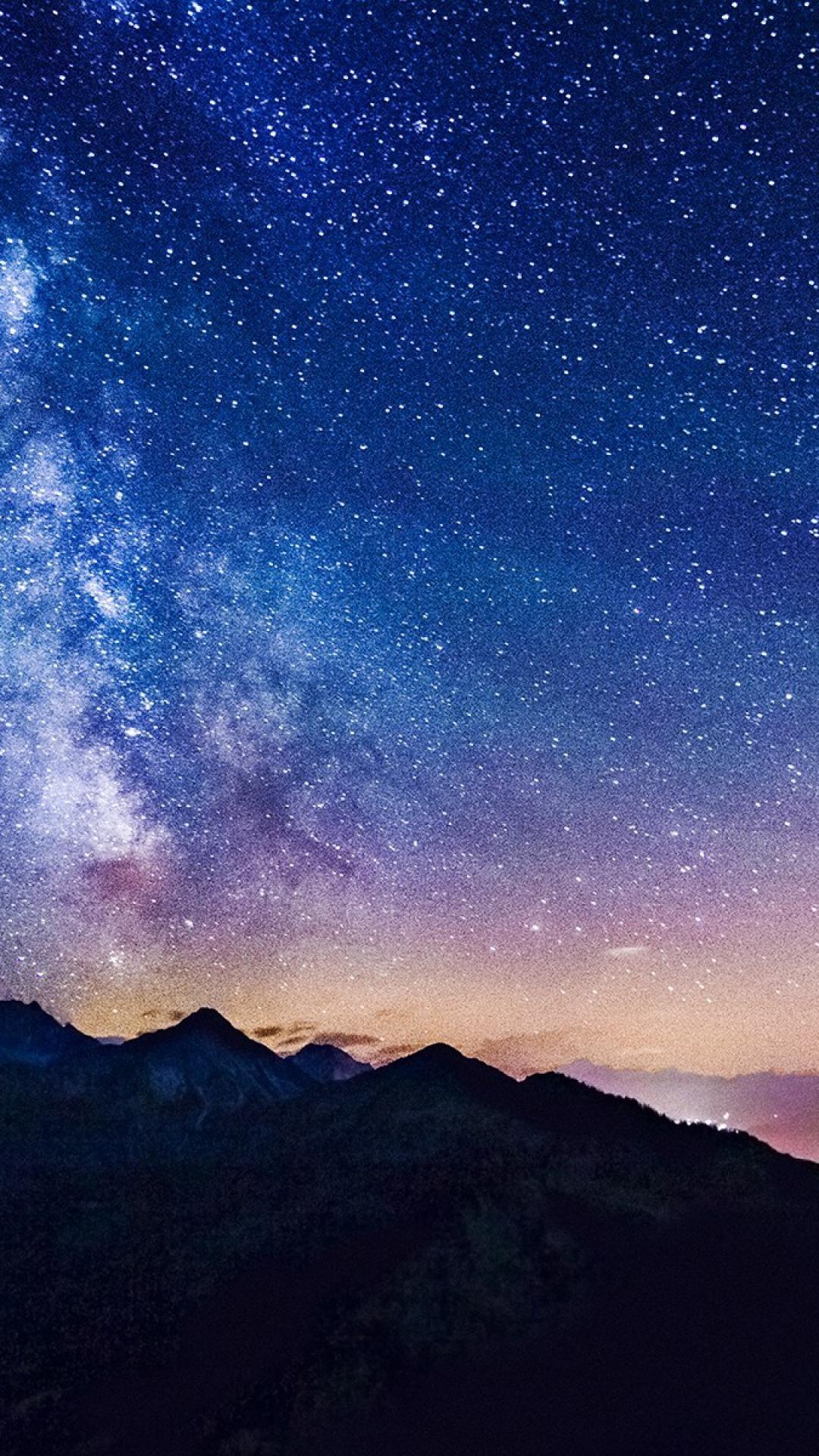 人気295位】夜空の星