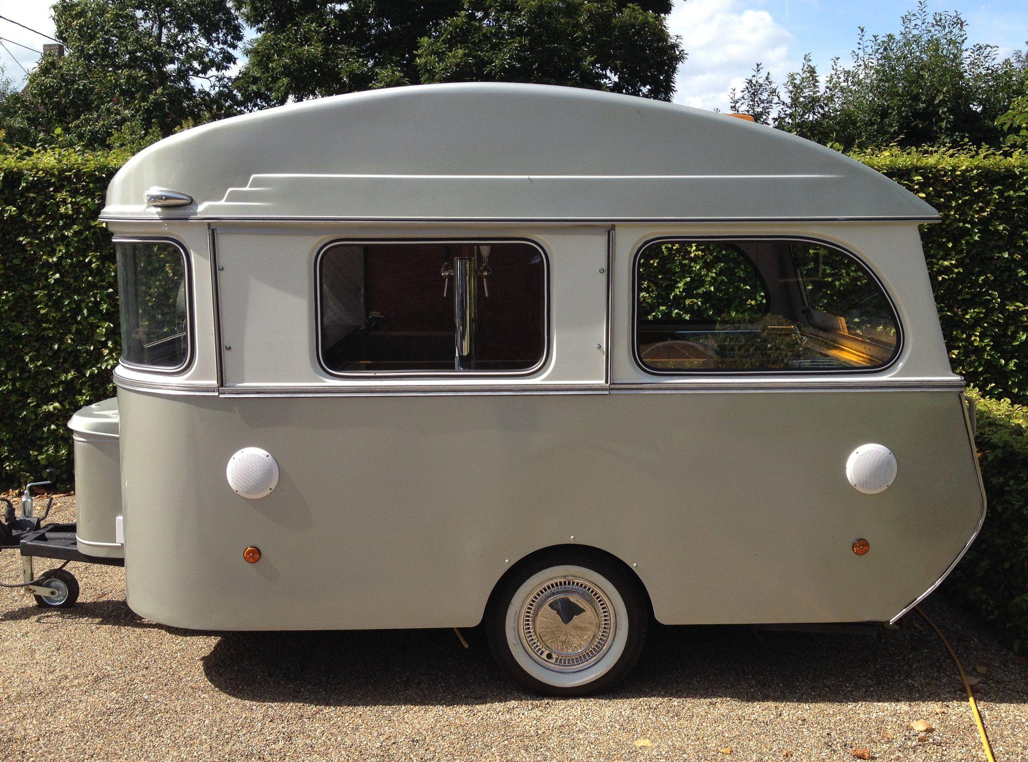 De merknaam Caravan vintage, Caravan makeover, Caravan