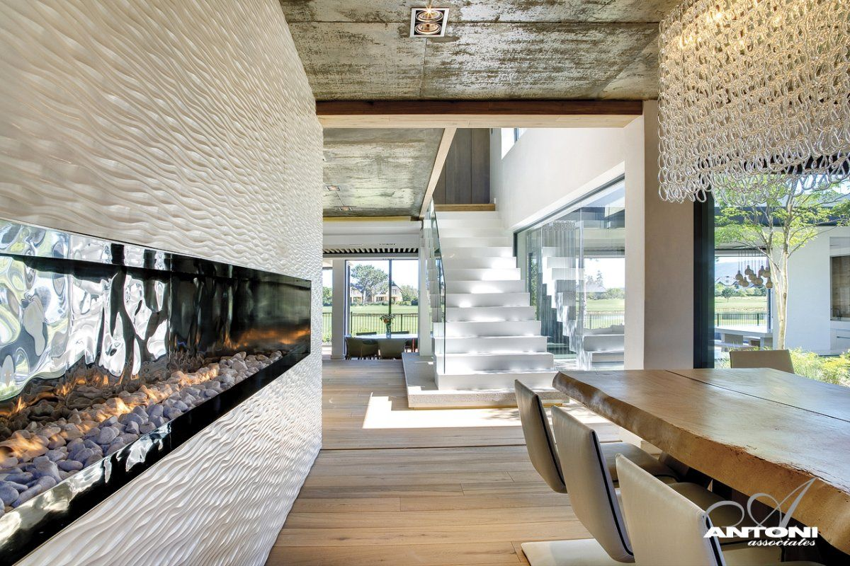 Pearl valley 334 house interior by antoni associates