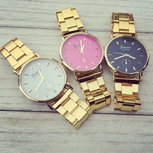 fashion, watch, and style Bild