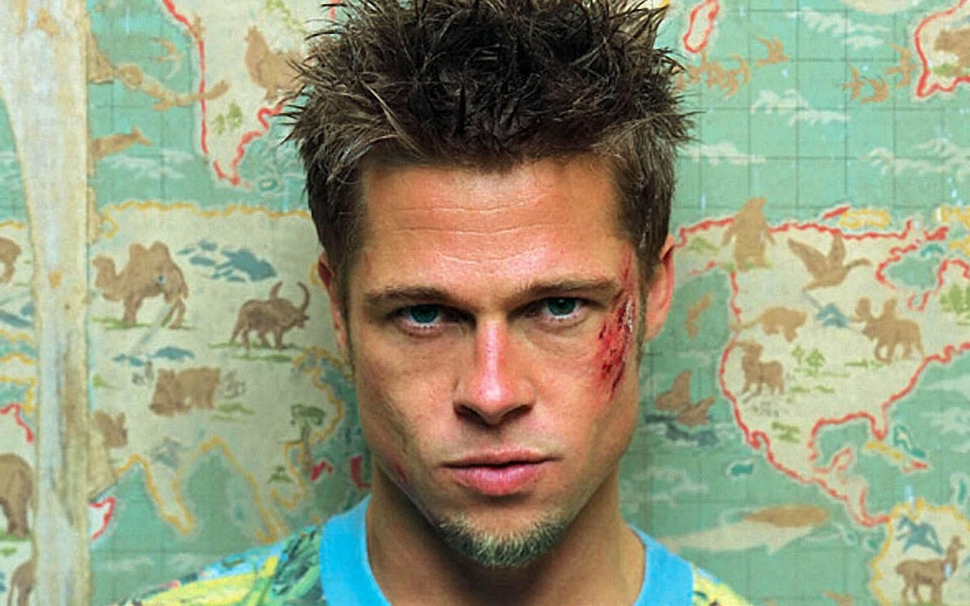Fight Club Wallpaper 4 Christmas Memes Funny Brad Pitt Fight Club