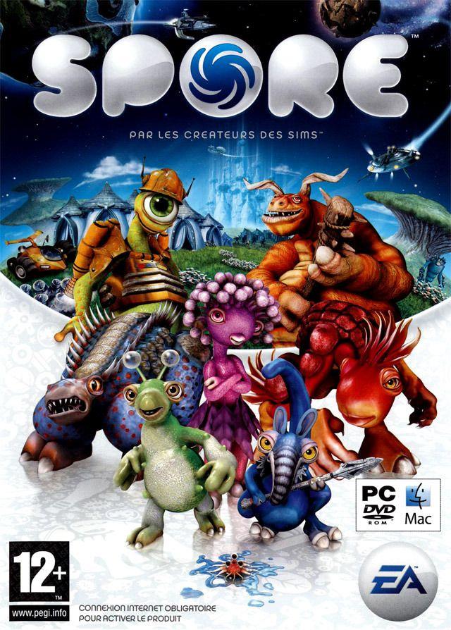 Spore : retrouvez toutes les informations et actualités du jeu sur tous ses supports. Spore est un jeu de création et de simulation de vie. Le joueur y crée un organisme de toutes pièces, puis le fait évoluer dans un environnement en cohabitation (ou non) avec d'autres espèces. Des groupes à la civilisation, jusqu'où mènera-t'il ses protégés?