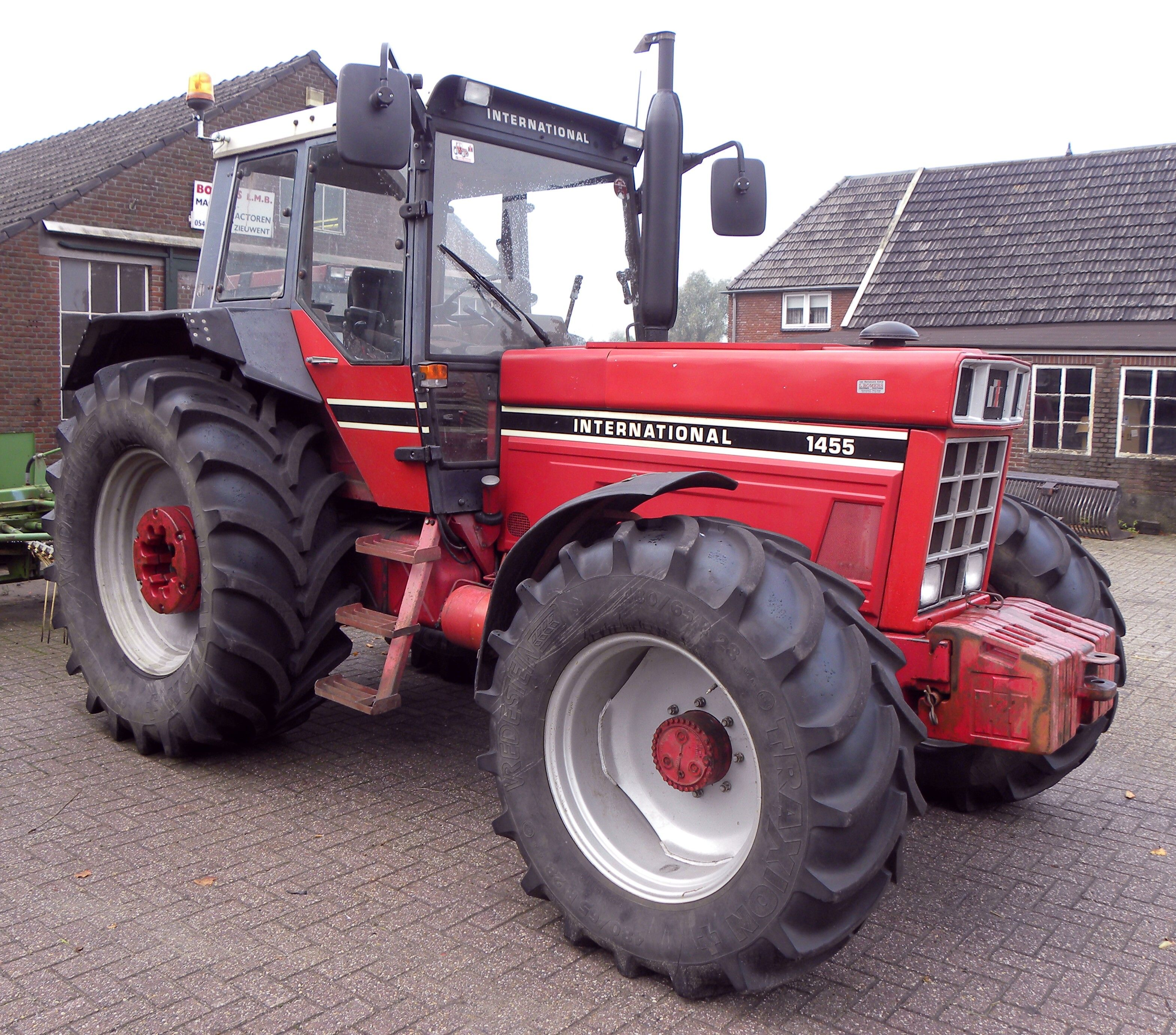 international 1455 Tractor - Google Search