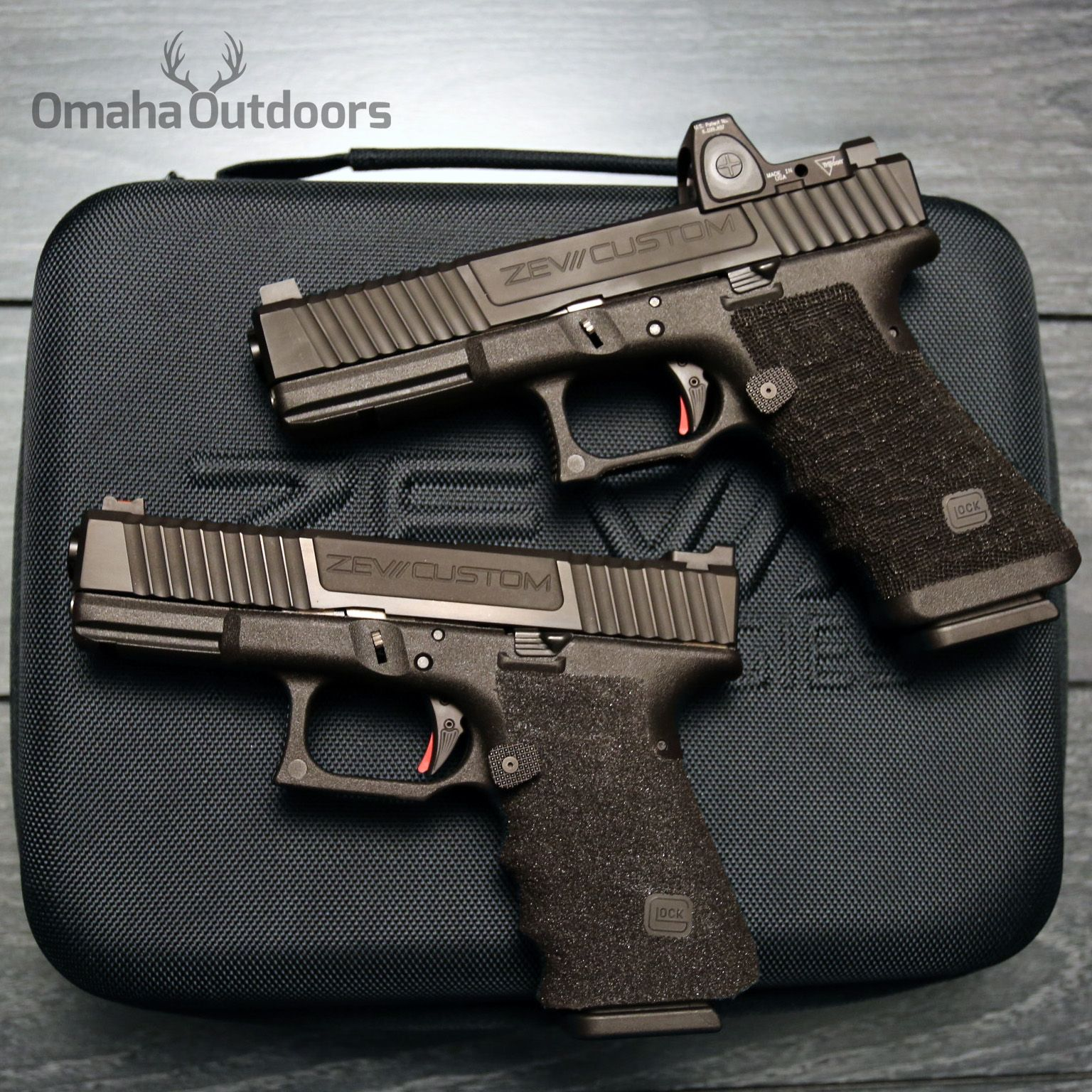 Contact Omaha Outdoors for your Glock needs.  Tel: (713) 703-4648 Email: info@omahaoutdoors.com #glock #glockteam #glock17 #glock19 #glockmods #glockperfection #glockfanatics #omahaoutdoors