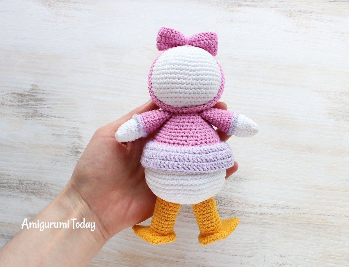 Webby Duck amigurumi pattern | Craft | Pinterest | Amigurumi ...
