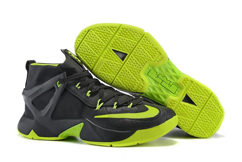 Buy 2016 Nike Mens Basketball Sneakers Lebron 13 Green Black Online from  Reliable 2016 Nike Mens Basketball Sneakers Lebron 13 Green Black Online  suppliers.