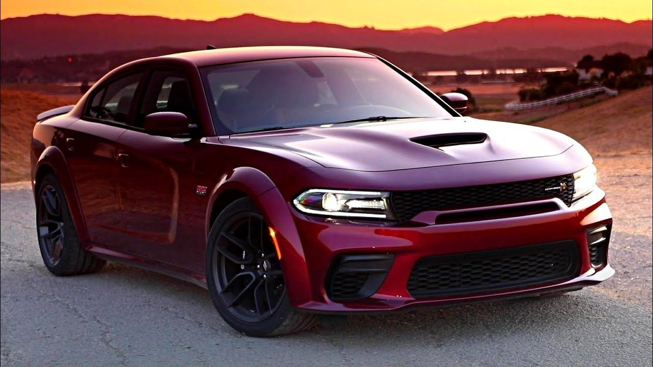 2020 Dodge Charger Scat Pack Widebody Dodge Charger Scat Pack Dodge