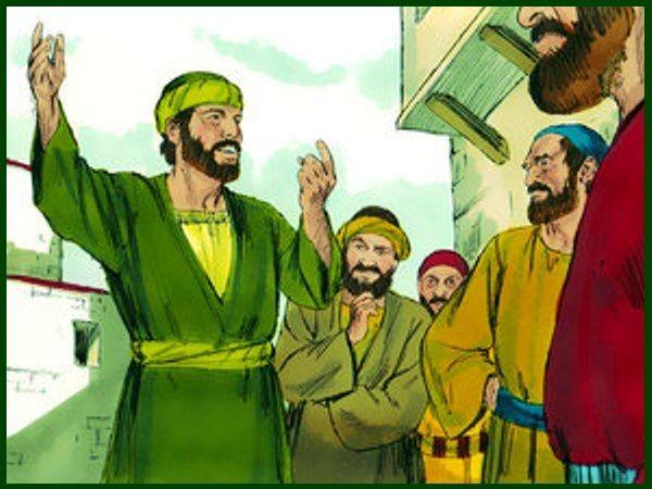 Caminhando Com Yeshua (Jesus) - Histórias Bíblicas para