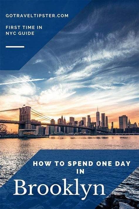Things To Do In Brooklyn First Time In New York Travel Nueva