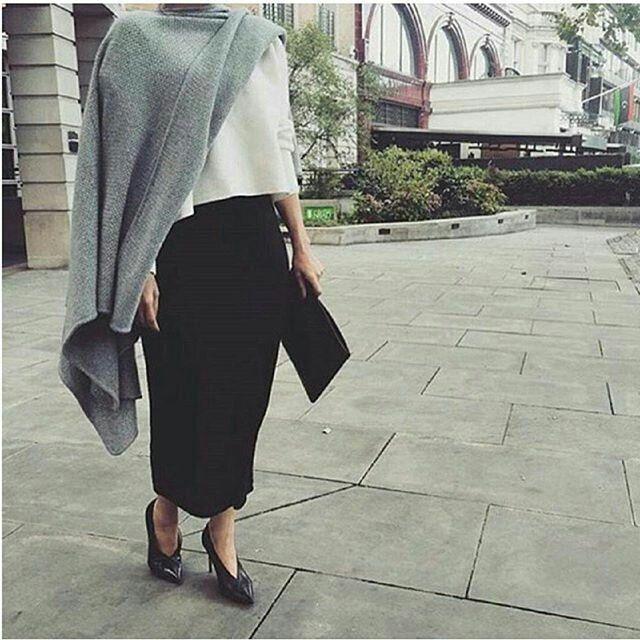 Pin By Atheer Princess On تنسيقات الجامعة Fashion How To Wear Maryam