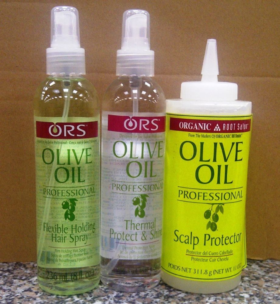 Ors Professional Flexible Hold Thermal Protect Shine Scalp