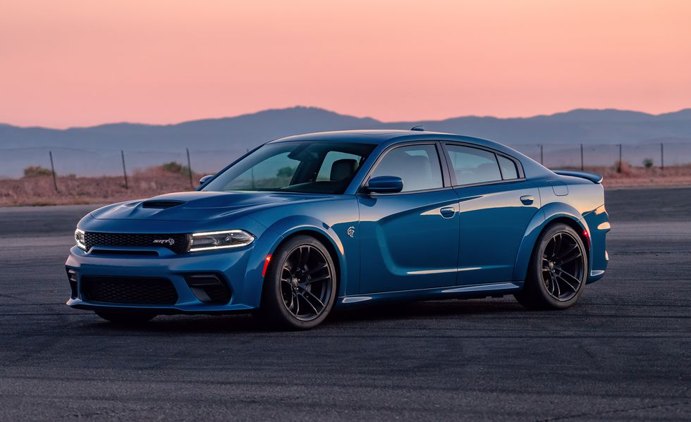 View Photos Of The 2020 Dodge Charger Scat Pack And Srt Hellcat Widebody Dodge Charger Srt Dodge Charger Charger Srt