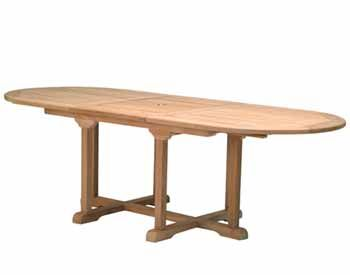 Teak Family Expansion Table