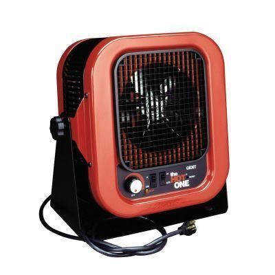 The Hot One 4000 Watt 240 Volt Garage Heater | Garage ...