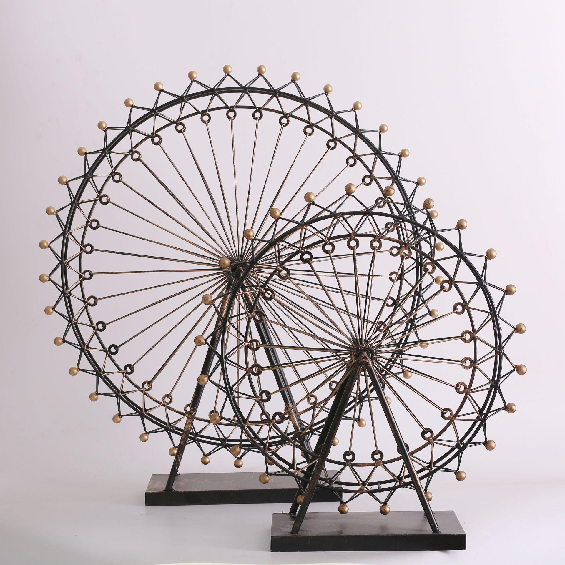 Bojin Kinetic Art Ferris Wheel Small Art Pinterest