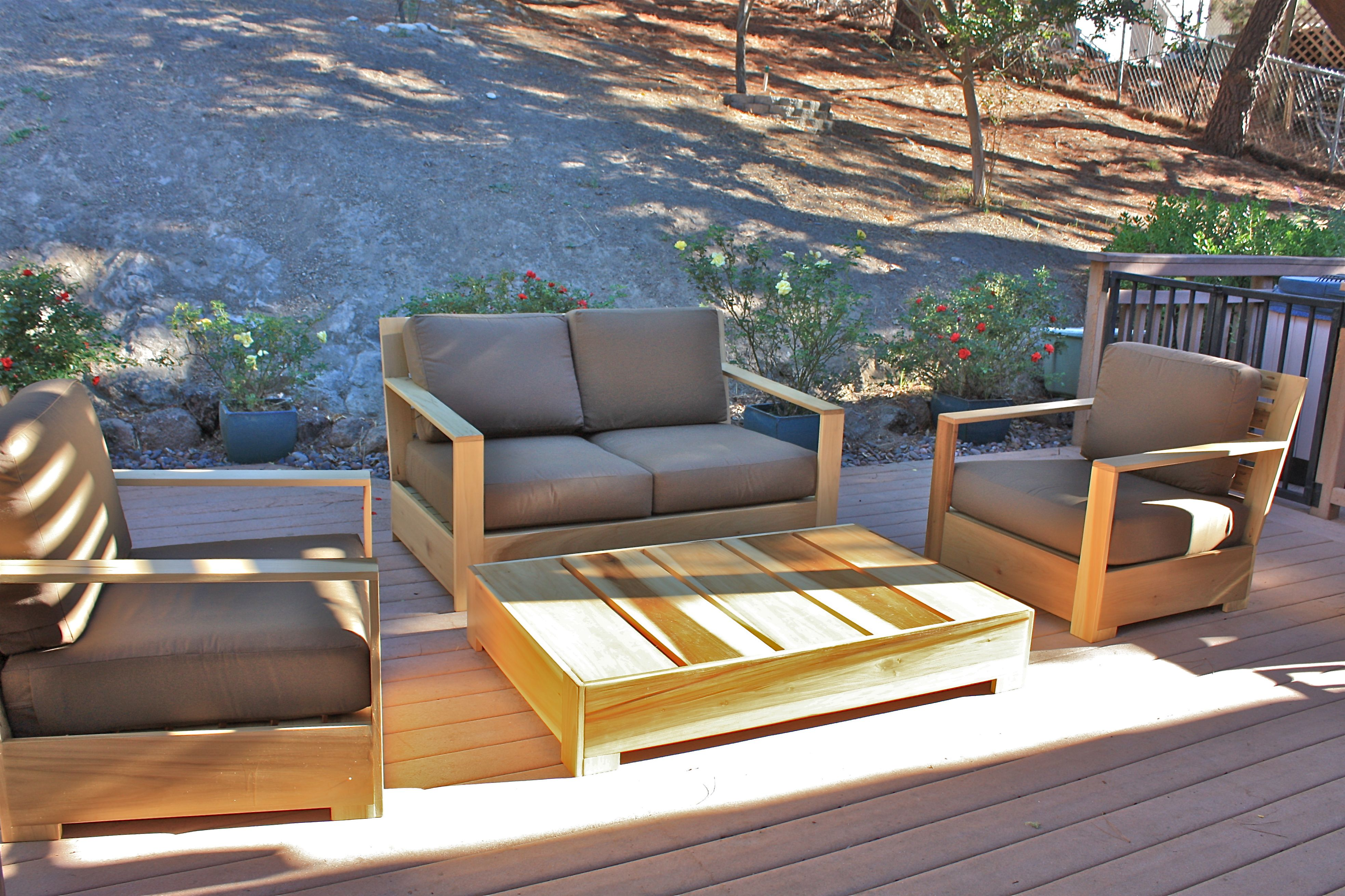Ana White Outdoor Patio Set Diy Projects Patio Set 640 x 480
