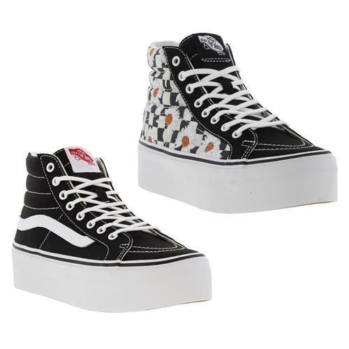 vans sk8 hi all black uk