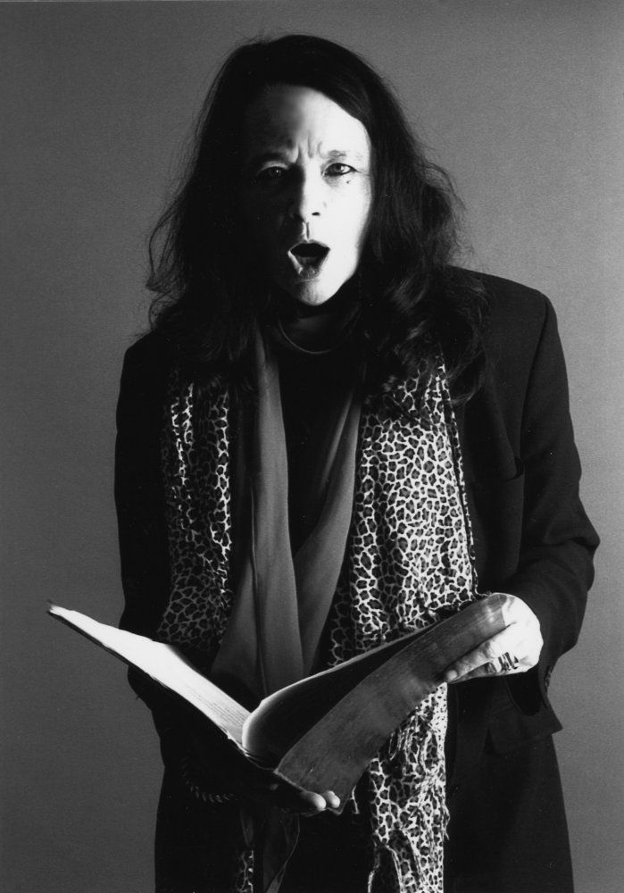 Anne Waldman Awake In A Giant Night Is Where I Am There Is A