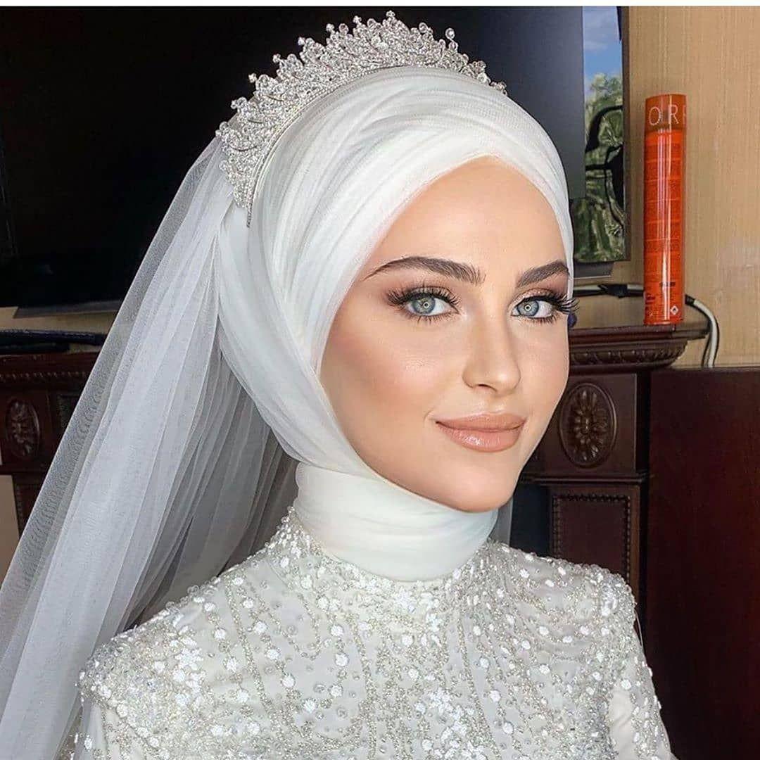 جمالها حجاب حجاب عروس مكياج ميك اب موضة موضة عالمية فاشن جديد الموضة بنات جمال ترند مشاهير المغرب الجزائر مصر Hijab Hijabbr Fashion Hijab