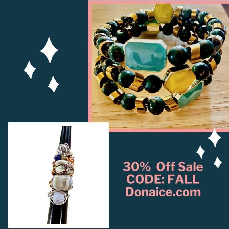#jewelrydesigner #ooak #Donaice.com #jewelrybreatheslife #gemstonejewelry