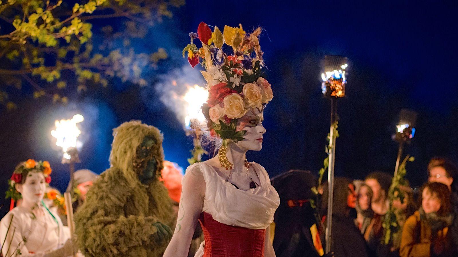 Beltane-Festival