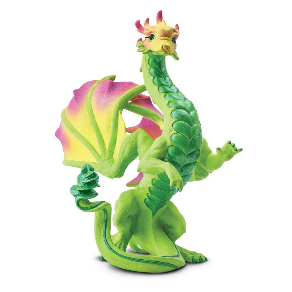 Fleurs Dragon 13 cm Série Mythologie Safari Ltd 10131