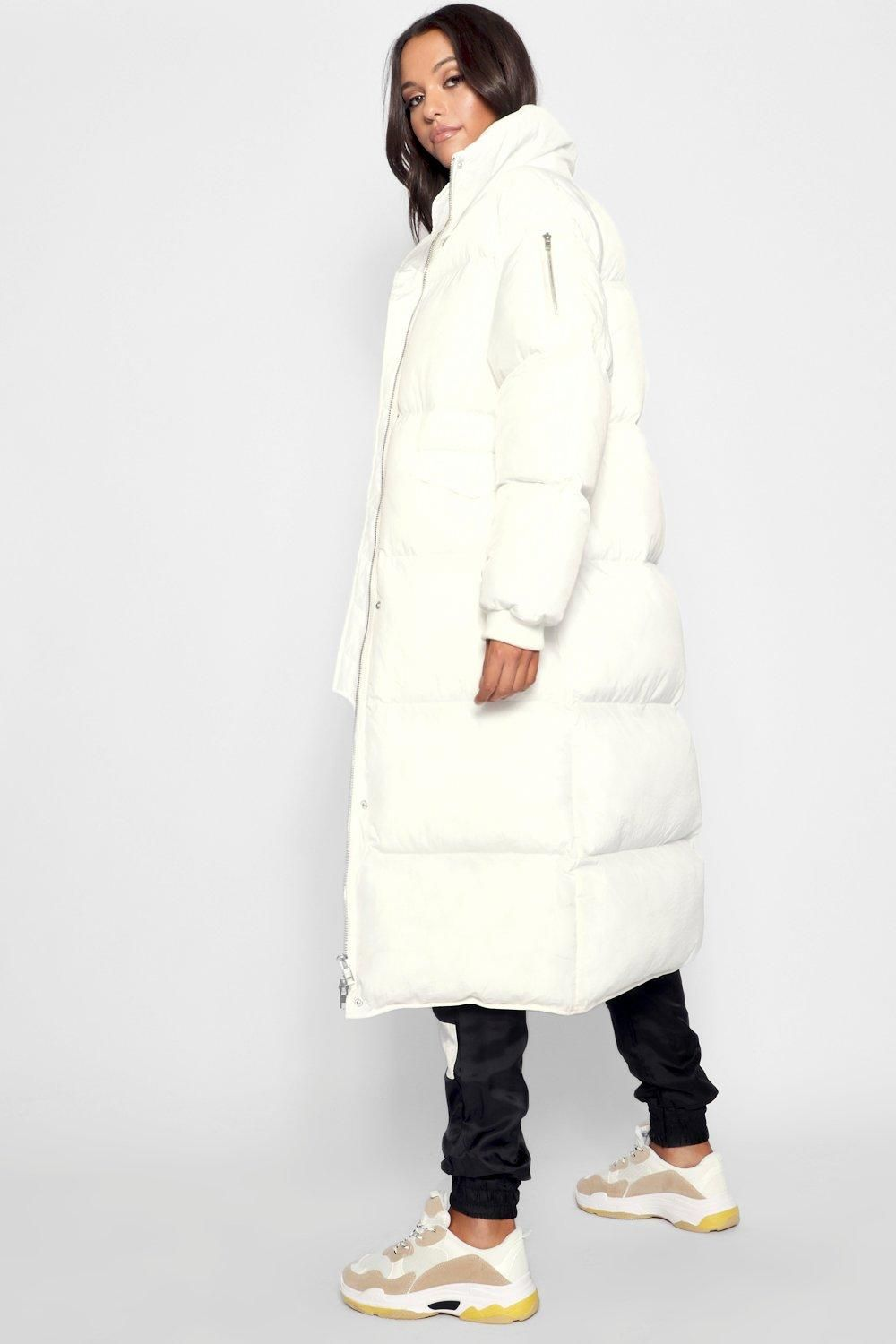 Tall Longline Padded Coat Boohoo In 2021 Long Puffer Coat Puffer Jacket Outfit Padded Coat [ 1500 x 1000 Pixel ]