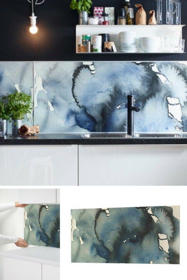 Crédence Revêtement Mural Ikea Revetement Mural Cuisine