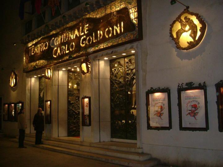 Teatro Comunale Carlo Goldoni di Venezia