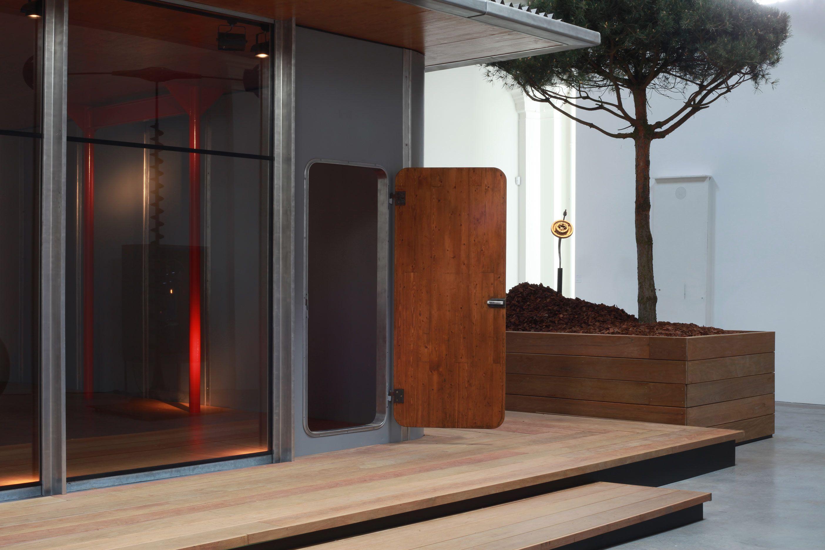 prouv takis patinoire royale jean prouve pinterest house design shed homes et house. Black Bedroom Furniture Sets. Home Design Ideas