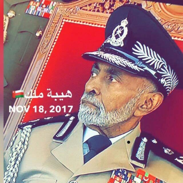 هيبه ملك Sultan Oman Sultan Qaboos Chagos Islands