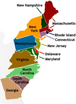 The Thirteen Colonies Were One Of The Most Important Movements That