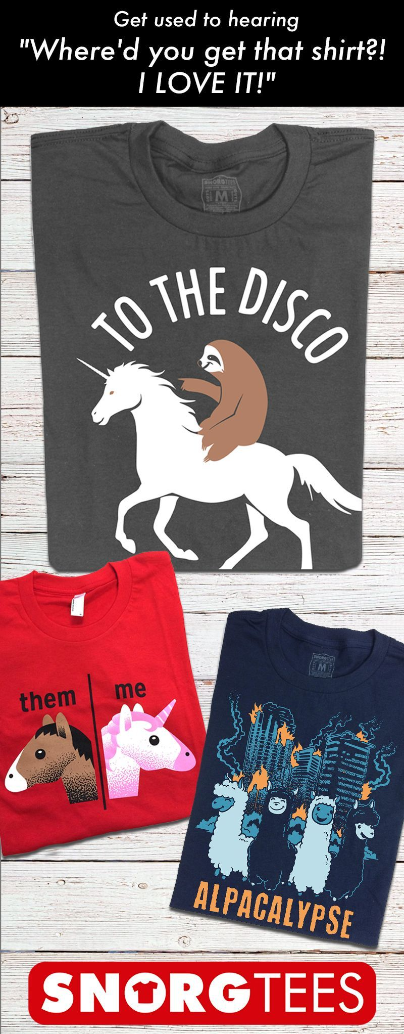 Photo of T-shirt divertenti unicorno
