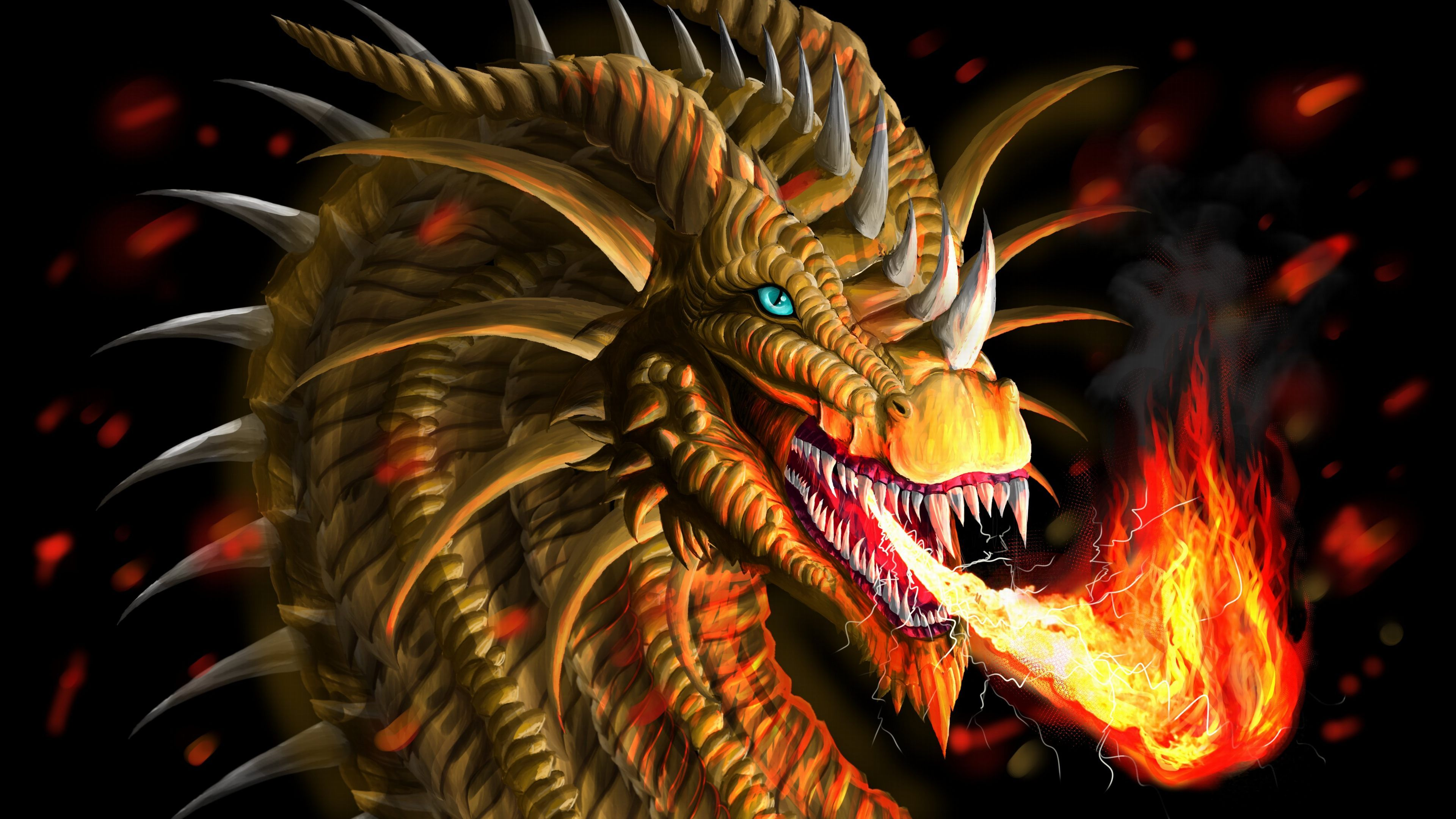 Fire Dragon Wallpapers Wallpaper Cave I Luv Dragons