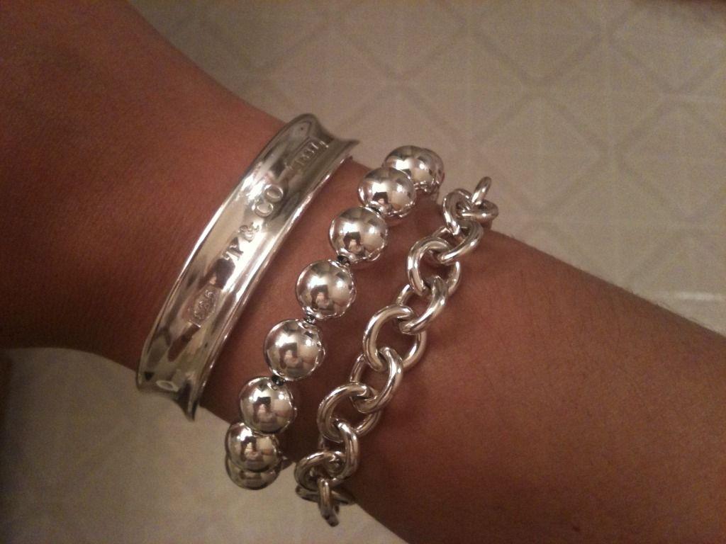 Tiffany Stack Diamonds Are A Girls Best Friend