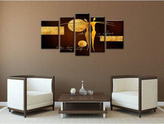 Tableau Abstrait Deco Contemporaine Couple Deco Moderne Salon Tableau Deco Moderne Tableau Contemporain Abstrait