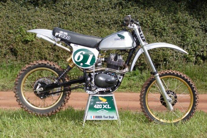 Http Www Leguidevert Com Lgv Img Forum 2012 01 S 2888 Img 2312 50 Jpg Motorcycle Dirt Bike Vintage Motocross Japanese Motorcycle
