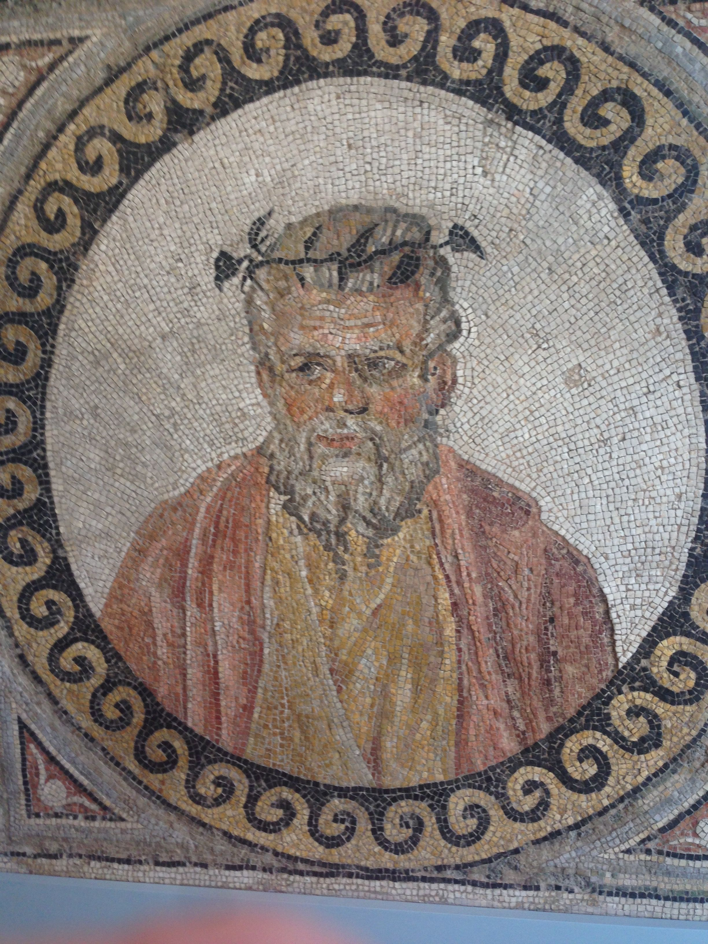 Roman, From a villa at Daphne near Antioch  ( modern Antakya, Turkey) 325-330 CE