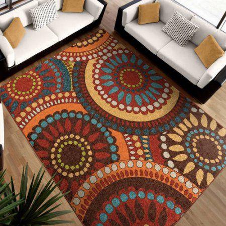 orian rugs geo pinwheel area rug or
