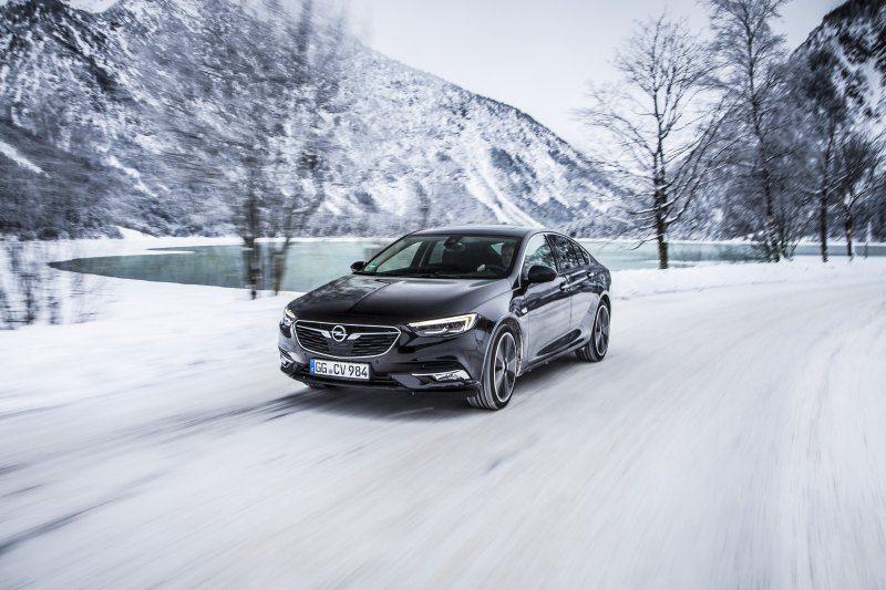 Opel Insignia Grand Sport Opel Grands Insignia
