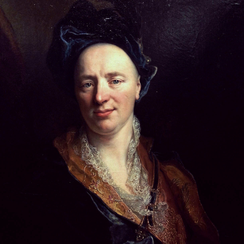 Nicolas de Largillière - Portrait of Jean-Baptiste Rousseau, (detail), Uffizi Gallery, Florence
