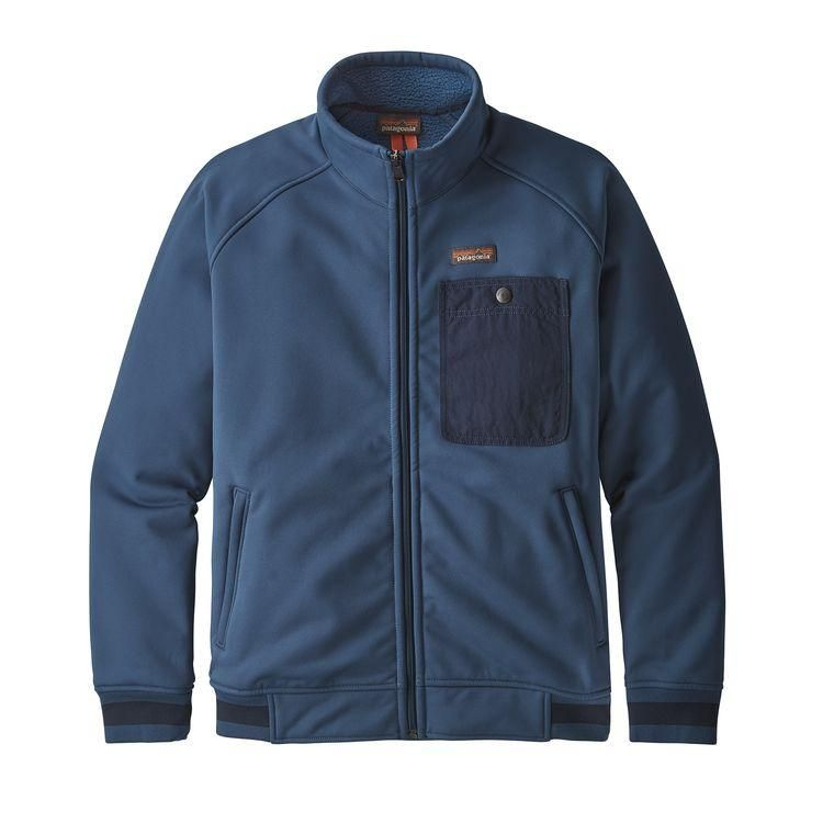 Patagonia Men S Tin Shed Jacket 27775 Stone Blue Jackets