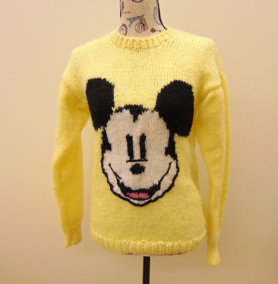 vintage-mickey-mouse-sweater-hot-teen-girls-almost-nude