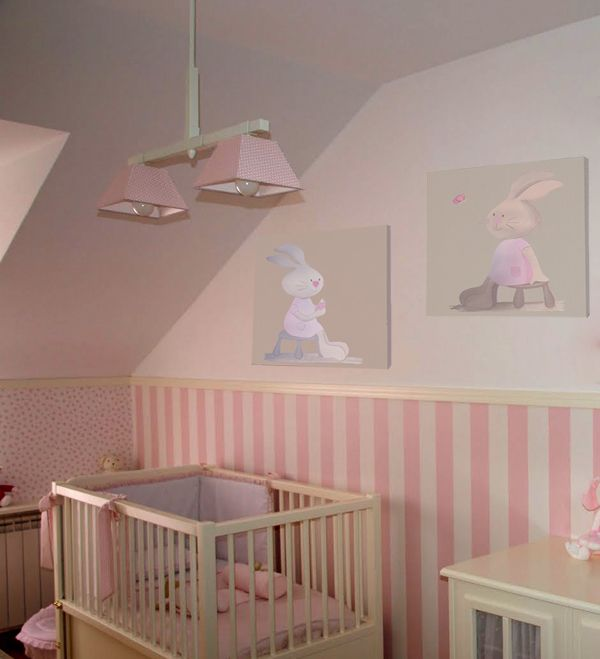1 cuadros infantiles pintados artesanalmente ideales for Cuadros habitacion bebe