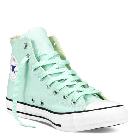 7e5e99072724 GENUINE CONVERSE Chuck Taylor® Fresh Colors Hi Tops Beach Glass  49 SHIPS  FREE ♥ BUY