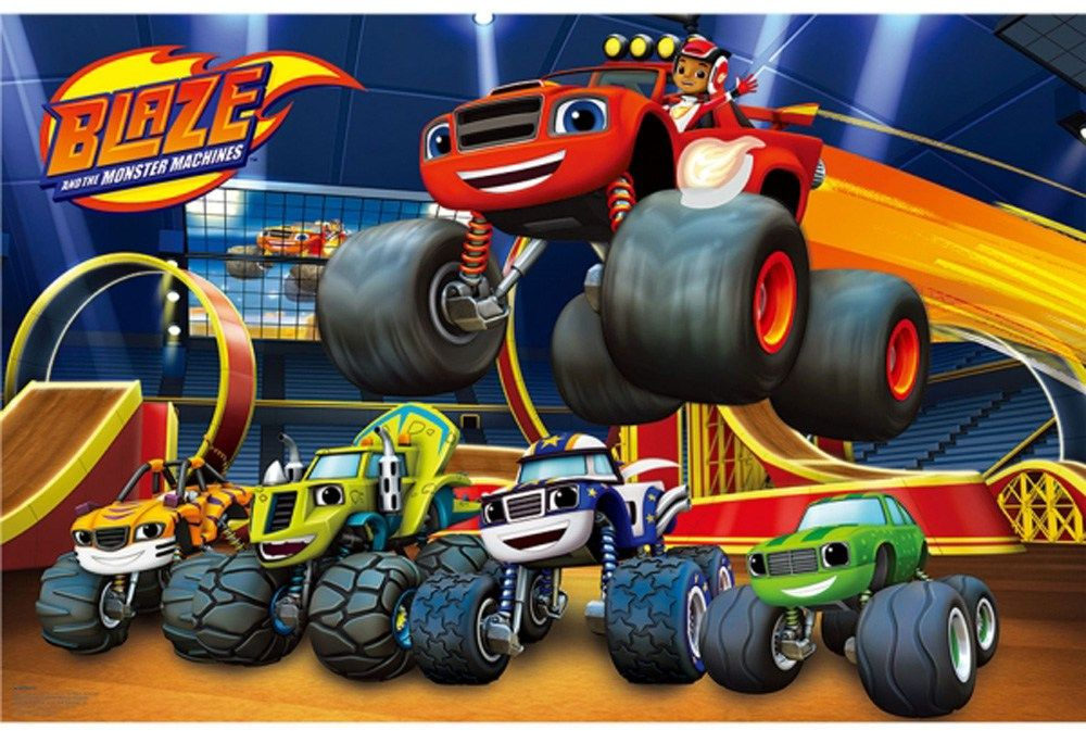 1b972912cb blaze and the monster machines wallpaper  925593