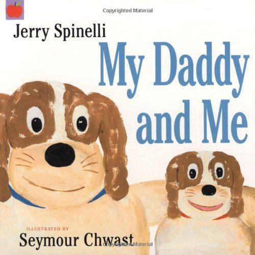 My Daddy and Me by Jerry Spinelli, Jerry Spinelli started out wanting to be a cowboy. Luckily for young readers, he later decided to become a writer, even though he's still not sure he can call himself one (he does other things too, like picking berries and skipping stones).