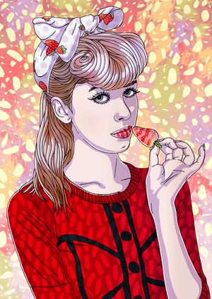 Strawberry Fields Forever - Kailey Flyte