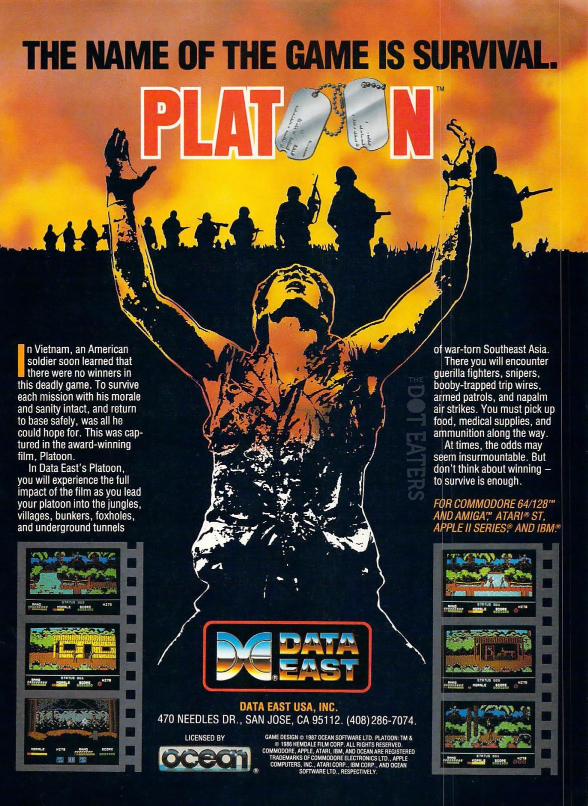 The feel-good game of the year! (1988) #retrogaming